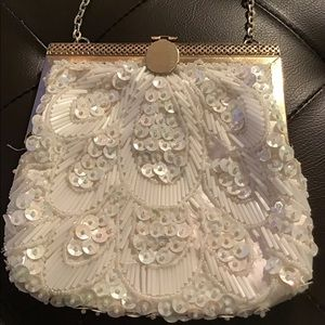 Vintage beaded evening bag GORGEOUS ❤️
